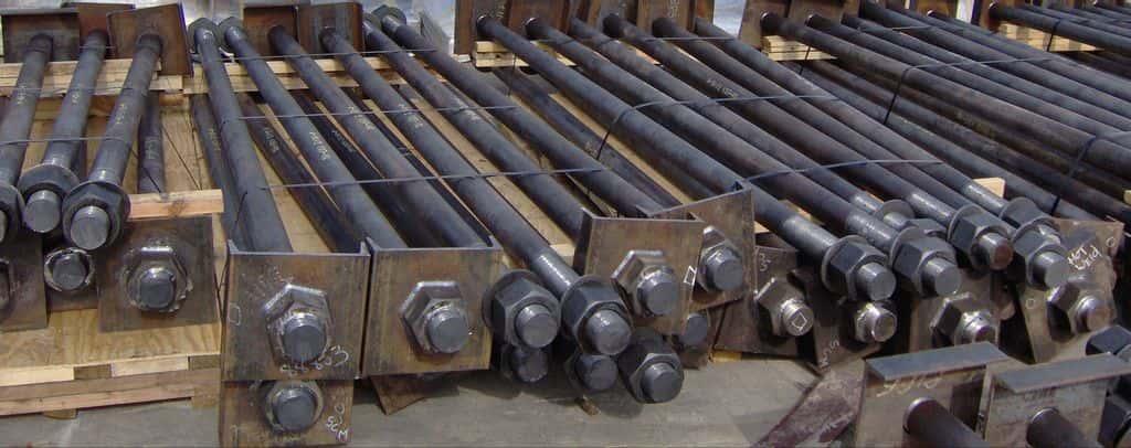 Unique steel for Motor base plate design
